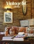 Cover of the Fall 2016 VintageKC magazine